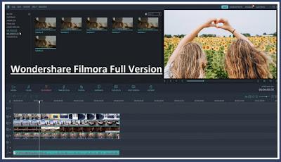 Wondershare Filmora 9.0.2.1 Crack Plus Serial Key Full Free Download