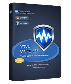 Wise Care 365 Pro 5.2.5 Build 520 Crack Serial Key + Patch Download
