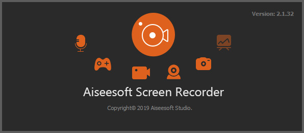 Aiseesoft Screen Recorder 2.1.36 Crack + Key Download Full Version