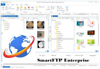 SmartFTP Enterprise 9.0.2631.0 Crack With Mac (Latest Version)