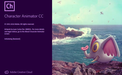 Adobe Character Animator CC 2019 2019 2.1 (x64) Full Crack with Mac