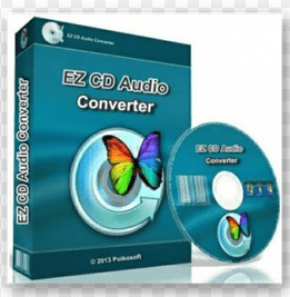 EZ CD Audio Converter 8.3.0.1 Crack with Serial Number 2019 Download