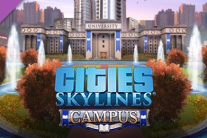 Cities Skylines Campus Download PC Game