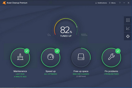 Avast Cleanup Premium 19.1 Build 7611 Crack with Key