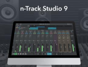 n-Track Studio 9.0.2 Build 3568 Crack & Activation Key Free Download