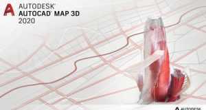 Autodesk AutoCAD Map 3D 2020.0.1 Crack Free Download