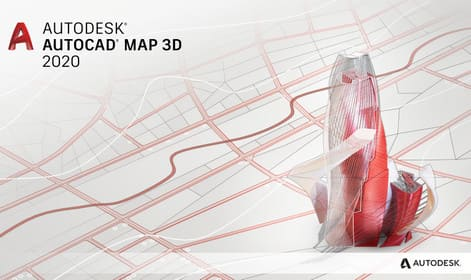 Autodesk AutoCAD Map 3D 2020.0.1 Crack Free Download