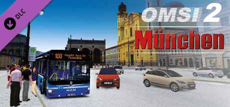OMSI 2 Add On München City Free Download PC Game