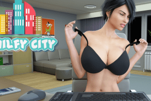 Milfy City (v0.6e) Free Download Game with Torrent
