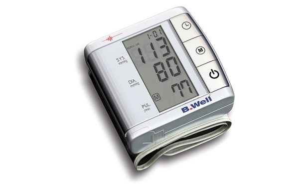 B.Well WA88 - a tonometer for fixing on a wrist