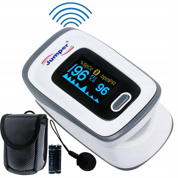 JUMPER JPD-500F - a convenient mini-tonometer for athletes