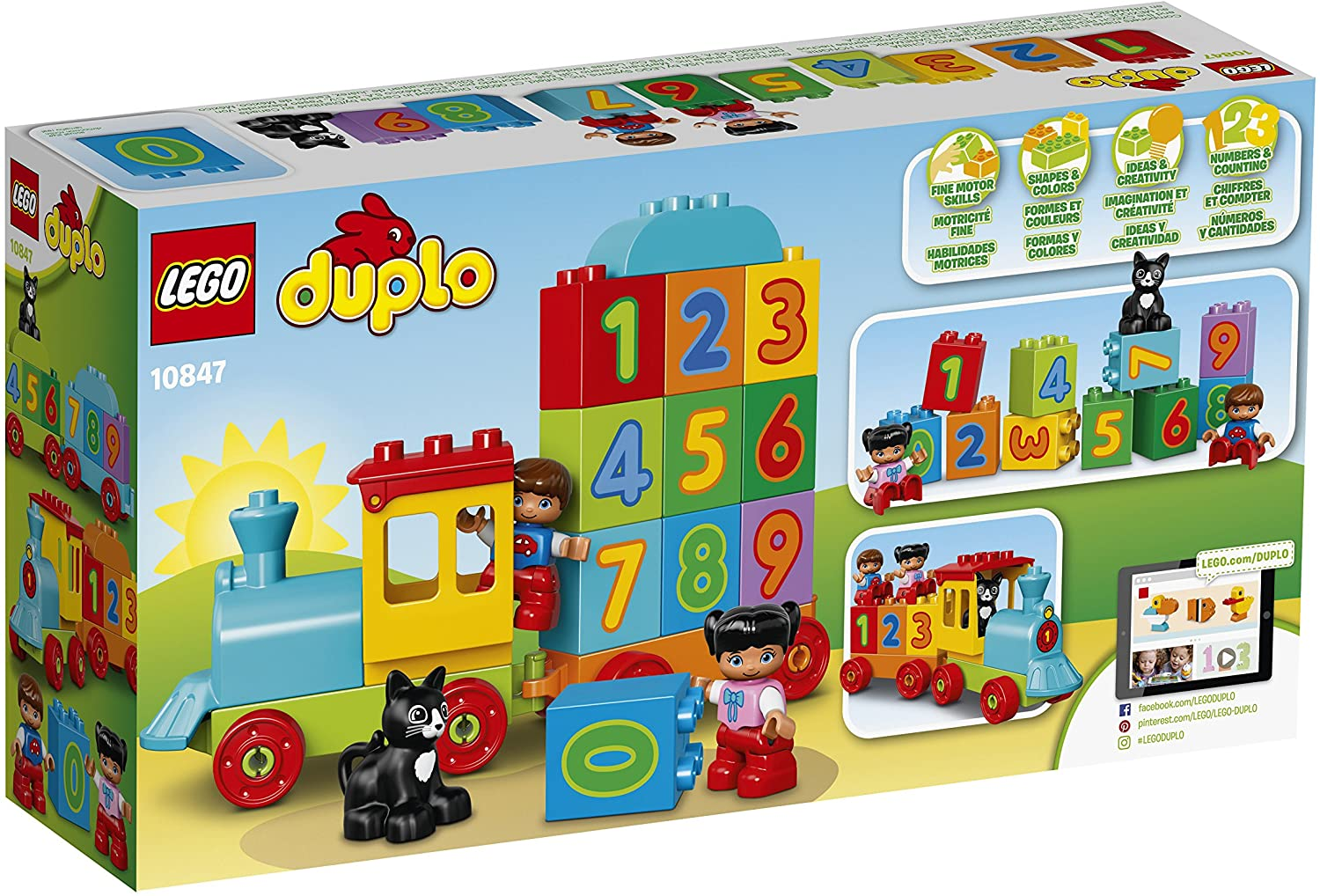 Duplo Number Train - A2Z Science & Learning Store
