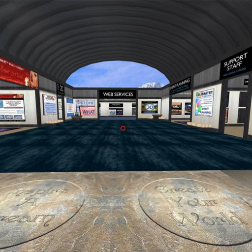 3D Website - A2Z Smart Group Headquarters