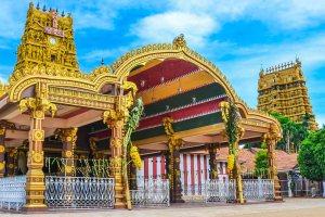 The Nallur Kandaswamy Temple