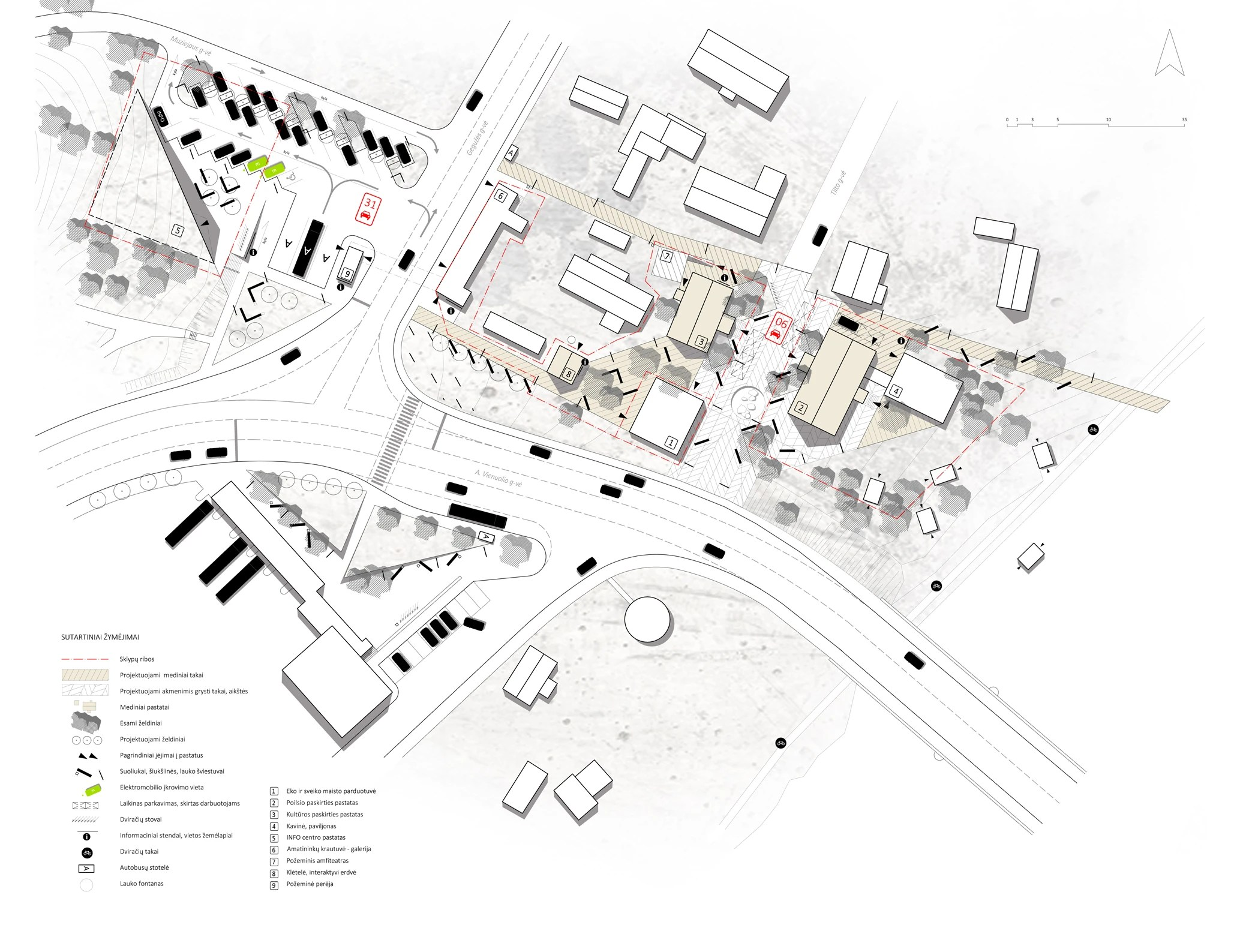 Ideas for Urban Planning · A collection curated by Divisare