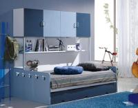Bedroom Sets - KIDS BUNK BED WITH 2 BEDS EXCELLENT QUALITY ...