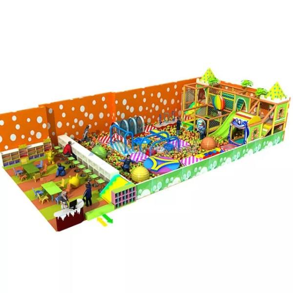 Customized Entertainment Indoor Playground Children Play Ball Pit China Manufacturer