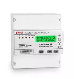 em535 mod ct modbus three phase ct connected meter five modular din rail watt hour meter 3 phase 4 wire energy meter rs485 kwh meter buy energy meter  [ 1000 x 1000 Pixel ]