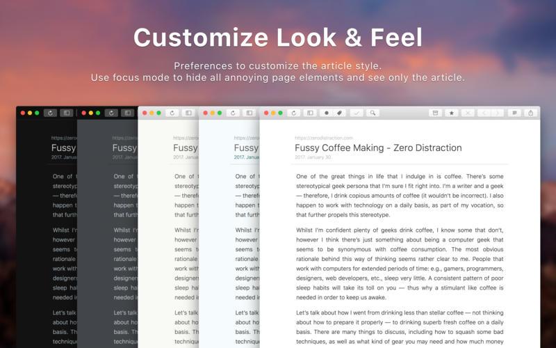 ReadKit Screenshot