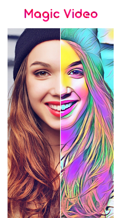 PicsArt Video Maker & Movie Editor Screenshot