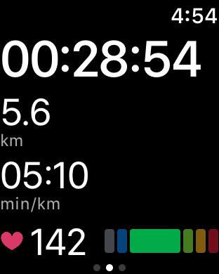 Runtastic PRO GPS Laufen, Joggen, Fitness Tracker Screenshot