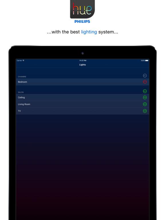iLightShow Screenshot