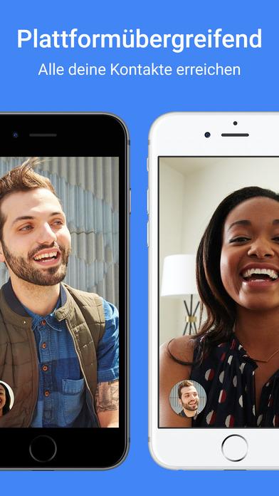 Google Duo – Videoanrufe ganz einfach Screenshot
