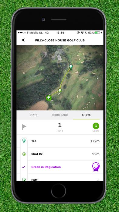 TomTom Golfer Screenshot