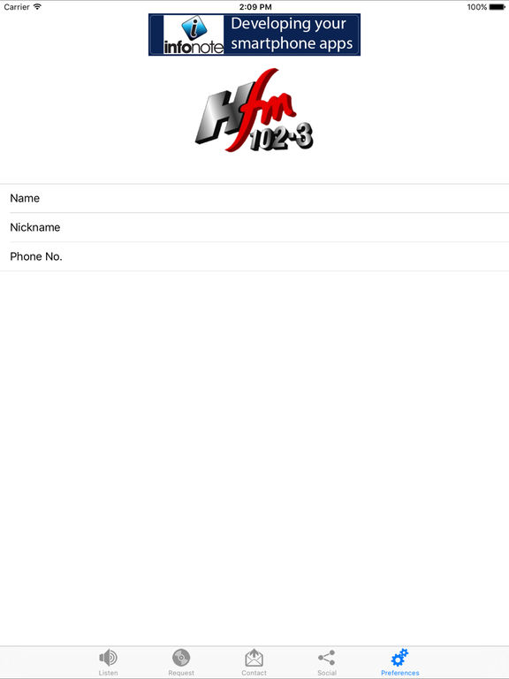 Harborough FM on the App Store