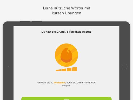 Duolingo: Lerne Englisch, Französisch & Spanisch Screenshot