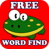 Brain Counts - Abby Word Search - Kids First Words HD Free artwork