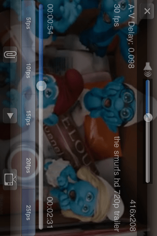 Megavideo player IPhone film streaming