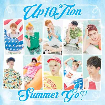 UP10TION - Summer Go! - EP