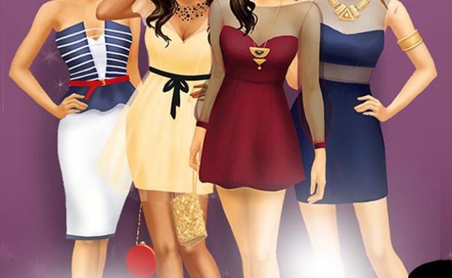 App Shopper Fashion Show Top Model Dress Up Games