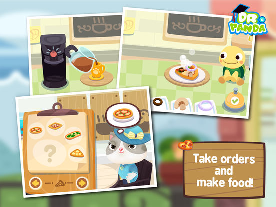 Dr. Panda Cafe by Dr. Panda Games – Review