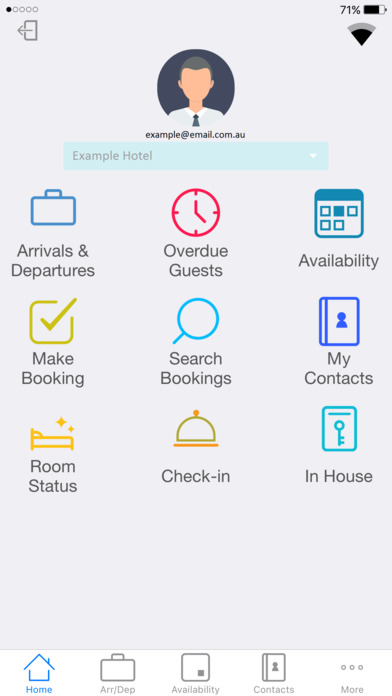 HiRUM Anywhere Front Desk App Download  Android APK
