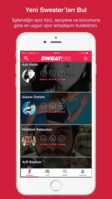 SWEATers Screenshot