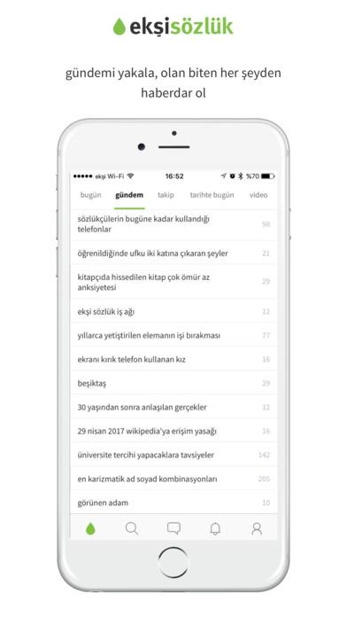 ekşi sözlük Screenshot