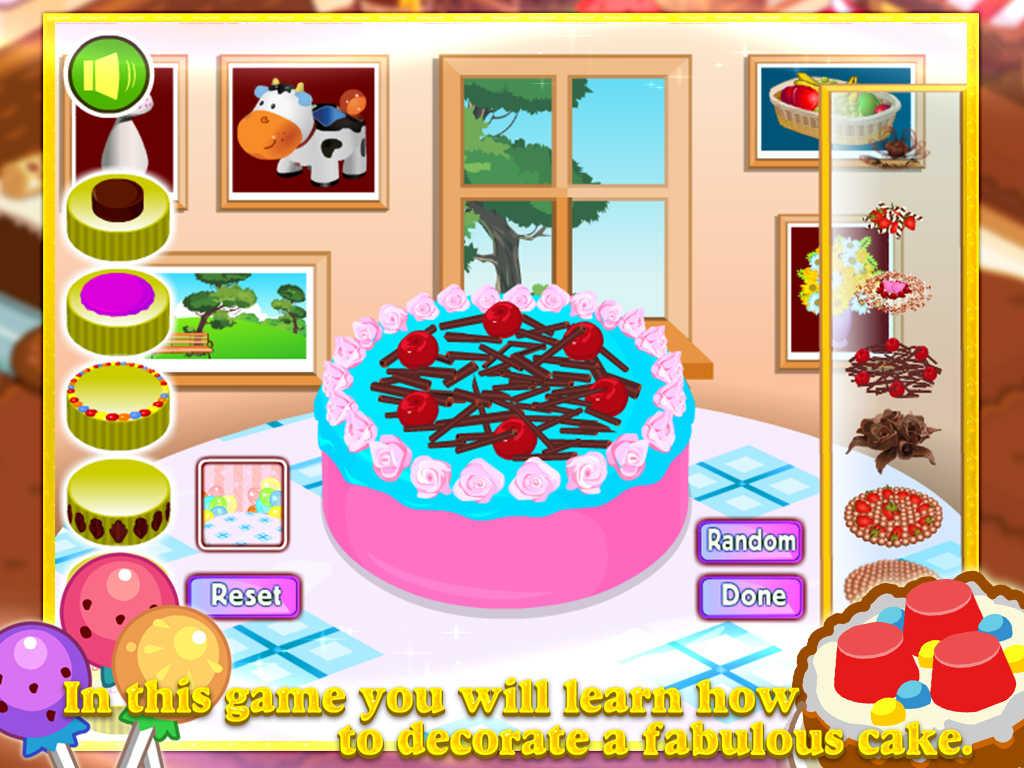 App Shopper Delicious Cake Decoration Games