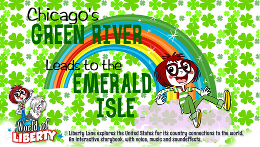 "World of Liberty ""Chicago's Green River Leads to the Emerald Isle!"" by World of Liberty, LLC – Review & Giveaway"