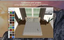 2D Design Bedroom