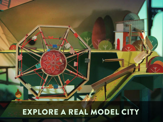 Lumino City Screenshot