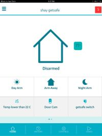 GetSafe Home Security App on the App Store