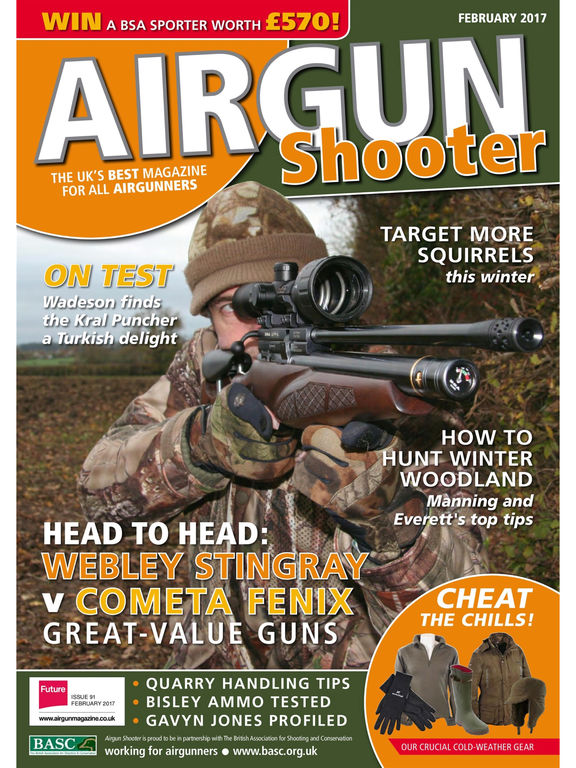 Airgun Shooter - The UK's best magazine for all airgunners iPad
