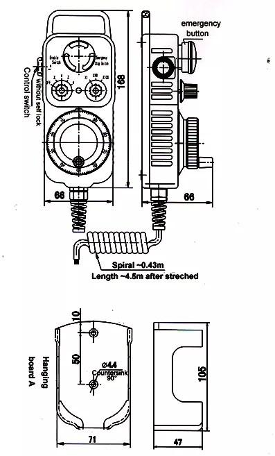 China Manual Pulse Generator,CNC Manual Pulse Generator