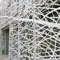 Modern Decorative Wall Panel Design Dividers Metal Facade ...
