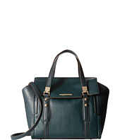 Nine West Cant Stop Shopper Crossbody Tab Spruce Green 1 | Shipped Free at Zappos