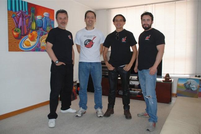 team A33revoluciones