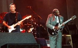 Eric Clapton ©2004 Star File