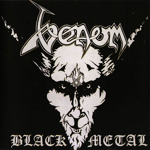 2 - venom - Black Metal